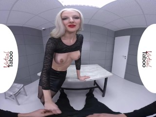 VIRTUAL TABOO - Arrested cougar ravaged rock hard By sonny And Officer