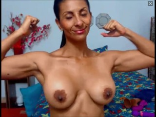 Hot explicit flexes chiefly cam