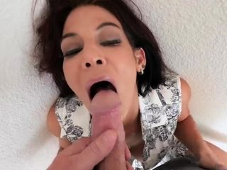 Giant fun bags mummy railing first-ever time Ryder Skye in step-mom fuckfest
