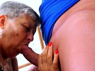 AgedLovE Savana and Marc Kaye hard-core intercourse vid
