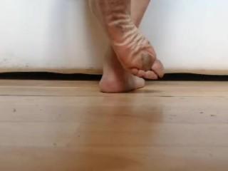 Lecca i miei piedi porco