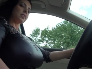 Ewa Sonnet - Driving you ultra-kinky