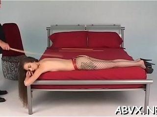 Scads be beneficial to horrific amatur servitude porn far hot matures