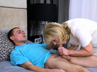 AgedLovE grandmother loves Attention of kinky fellow