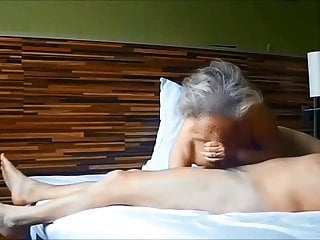 Compilation of my wifey blowing my man sausage 2 - covert webcam