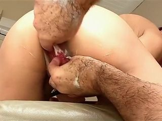 Fit together asshole near fisted