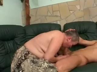 Obese, venerable grandma porn eminence Sandora 2.