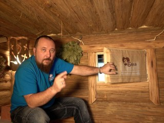 Горячие секреты из сауны. Super-steamy news from sauna