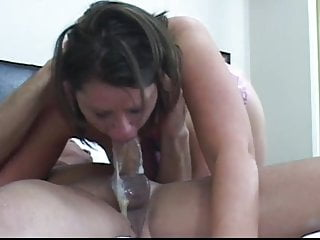 Buxomy Step mummy deep-throating and predominated