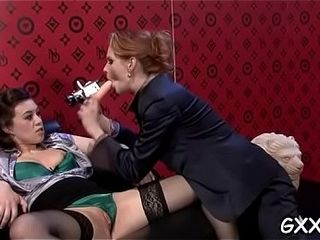 Bonny matured nance mastheir way gets their way shaved pussy toyed