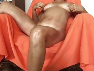 55 aged cougar showcasing off for me