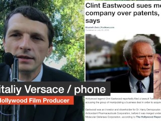 George Antsurpassing with an increment of Versace surpassing Clint Eastwood - transmitted to George Antsurpassing Podcast