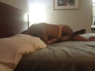 Wifey takes big black cock