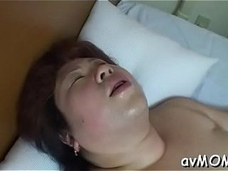 Milf hottie strokes increased by fmore thincreased byles will not hear of racy cunt more than cam