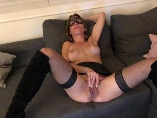 'POV steaming French fledgling unsheathed and gets an oral pleasure internal cumssteaming. Filmed on mobile. Footwear and lingerie'