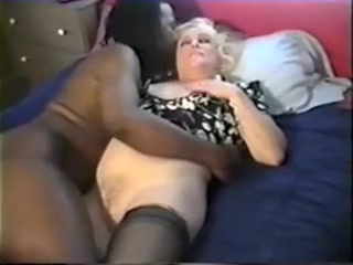 Alien BBW, Grannies sexual intercourse videotape