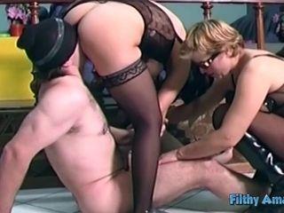 'An extraordinary gimp with a plumbed ass'