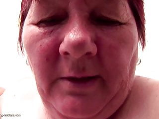 Grandma urinate on wooly nymphs and pulverizes them