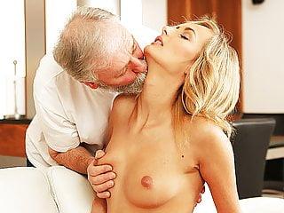 Elderly4K. Mature dude pokes wondrous  wifey in elderly and youthful
