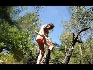 girl mature garden outdoor pantie anal fisting dildo148 1