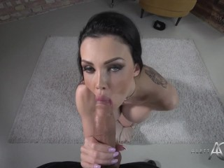 Aletta Ocean Knows How To inhale, Titfuck And munch jizz