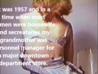 A Sissy's Story (Part Two) -- My granny Made Me A Sissy