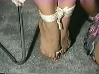 Three nymphs 2 toe corded one soles corded