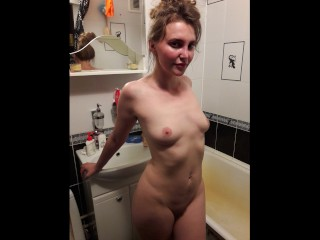 Bathroom Nudes photos Compilation - My Homemade first-timer Photos