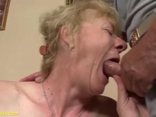 'ugly grandmother harsh huge stiffy fucked'