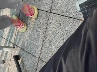 Soles in spin Flops (Outdoor)
