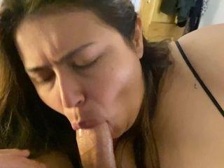 'throbbing cum-shot in hatch for my wife's homie!'