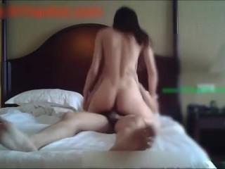 港姐 馮盈盈50分性愛影片流出