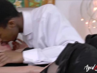 AgedLove nasty stud big black cock in raw Alisha's pussy|4::Blowjob,16::Mature,38::HD,47::Young and older