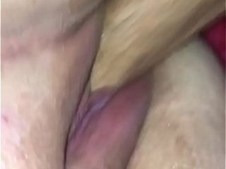 Spouse xxx handballing wifey till climax