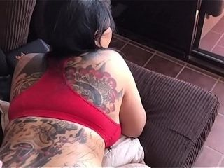 My chinese wifey gets ravaged in our living bedroom and inhales dinky before internal ejaculation.