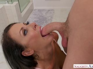 Reagan foxx devours lengthy leaned dick