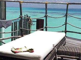 Wifey in Maldives 1