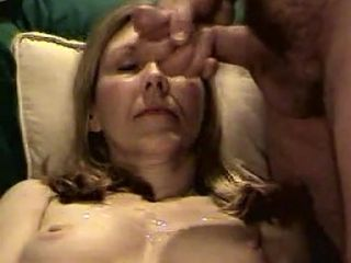 So Pretty blond Mature wifey Make A Hell Of A oral Sunday Night After Church