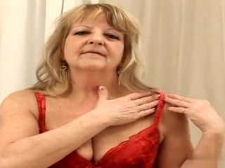 Lola Is A Toothless, lengthy platinum-blonde Haired, salami deep-throater...