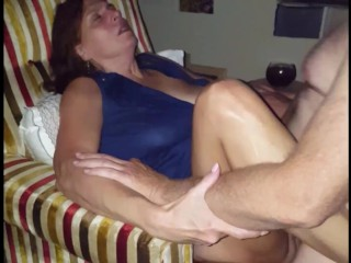 'Friend Creampies a cuckold's Wife'