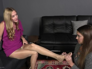 Hypnotized wifey 2 - Chrissy Marie & starlet 9 - total movie