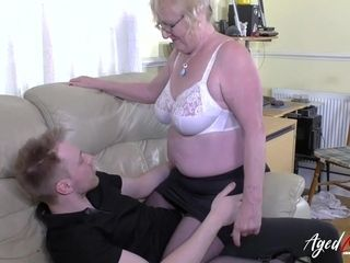 AgedLovE Mature Claire Knight and Chris