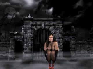 Aria Giovanni record-breaking Halloween