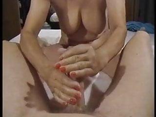 My palm job