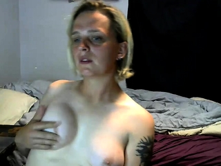 Housewife cougar web cam onanism