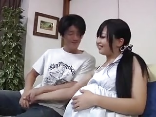 Japanese Husband Fuck Wife's Sister