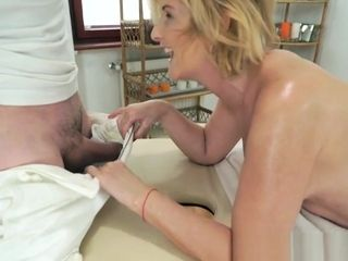 Lusty grannie Jennyfer Takes Rock firm trunk In Her shitpipe