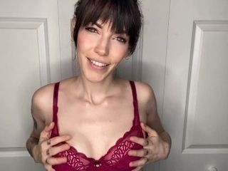 'Boob concentrated JOI'