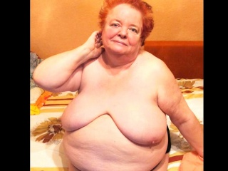 OmaGeiL Fatty grannies Pictured with naked funbags