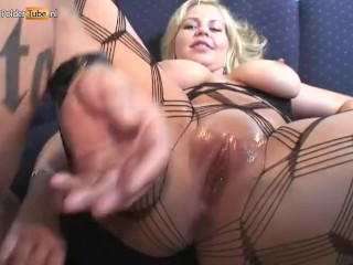 Humongous interior Dutch MILF Gets Squirting naming